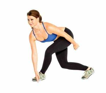 Комплекс упражнений для сжигания жира животе         Из