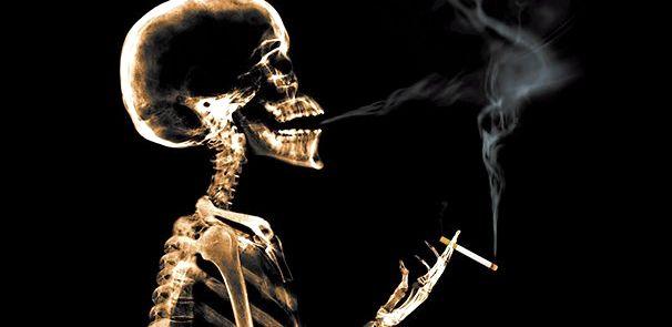 Курение помогает сбросить вес Если кому-то сигареты