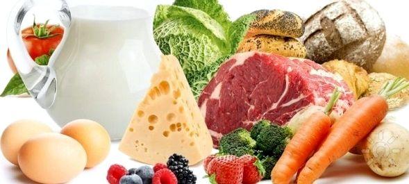 Лекция о здоровом питании приемами пищи