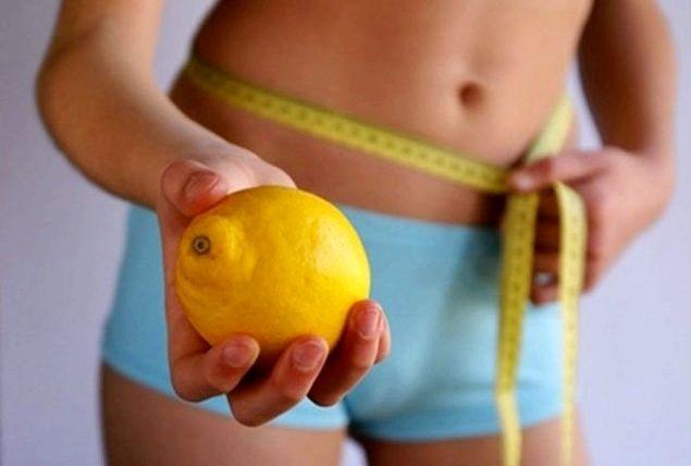 Лимон для похудения расщеплению жировых клеток