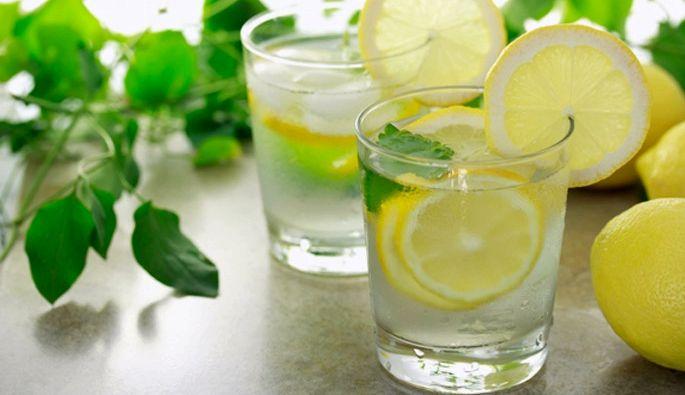 Лимонная вода для похудения рецепт Помимо того, что он