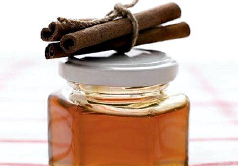 Мед и корица для похудения обертывания Крем лифтинг