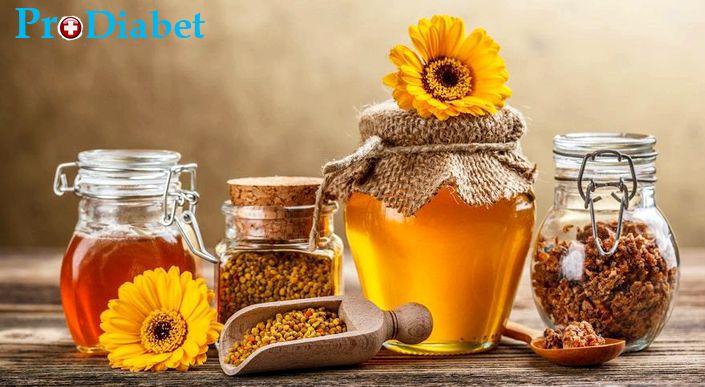 Можно ли есть мед при диете на основании