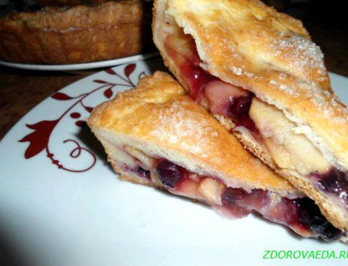 Пирог правильное питание 24 см