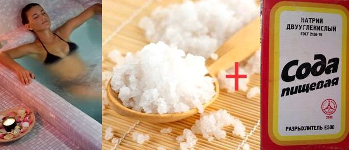 Пищевая сода сжигает жир желудок, она меняет