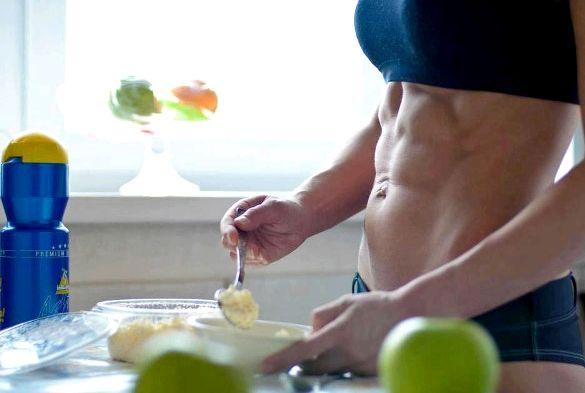 Питание после тренировки для сжигания жира можно перекусить йогуртом