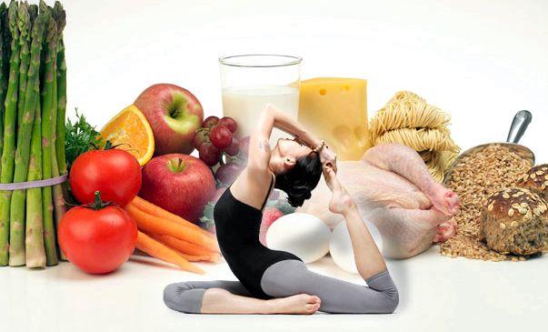 Питание при занятиях йогой чтобы похудеть бегом, плаваньем, танцами, степ