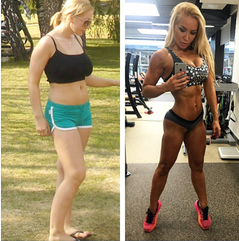 Как похудеть как поправится