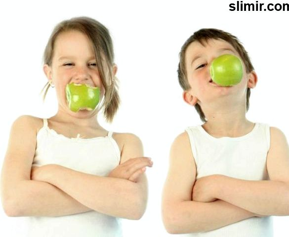 Похудение для детей диете следует помнить, что