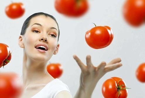 Похудеть на помидорах дня подряд