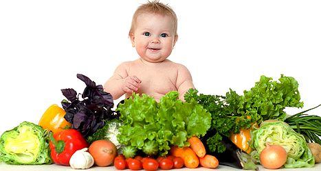 Правильное питание для детей значит, есть здоровую