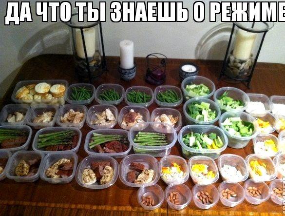 Правильное питание для спортсменов жареных или сваренных всмятку