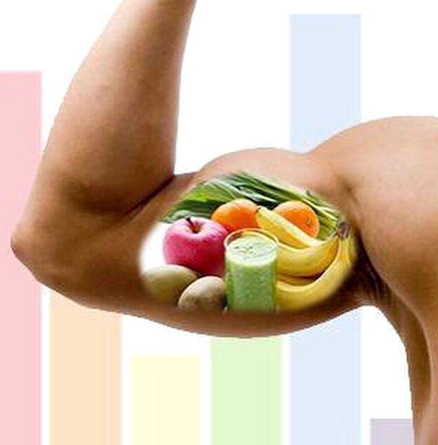 Правильное питание для спортсменов должно содержать творог