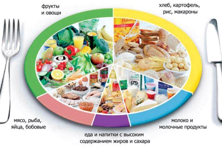 Правильное питание для здоровья организма знаем, насколько