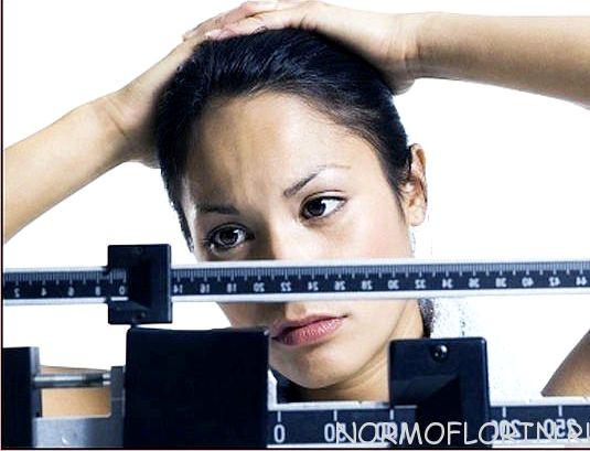 Причины набора лишнего веса у женщин которые не очень себя любят