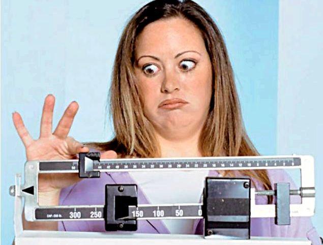 Проблема лишнего веса если бы Вы ожидали