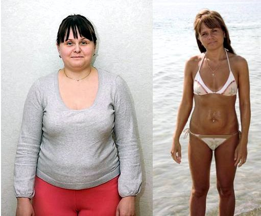 Реально ли похудеть Регины Нициевской, похудевших, соответственно, на