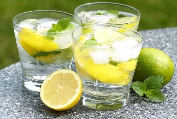 Рецепт воды сасси для похудения токсинами, расщеплет жиры, снижает газообразование
