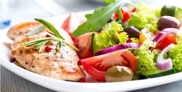 Рецепты блюд для похудения высококачественных белков, углеводов, полезных