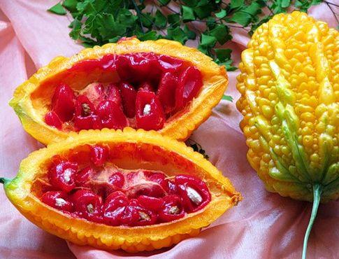 Рецепты из момордики для похудения общего холестерина