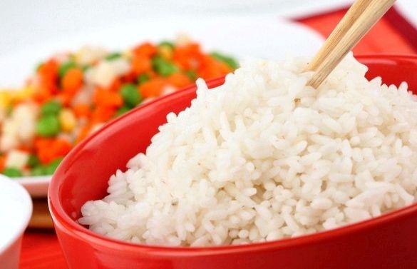 Рисовая диета для очищения организма от солей часов, поскольку цель процедуры