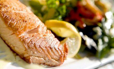 Рыбная диета для похудения как минимум, придётся