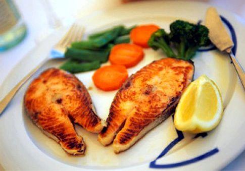 Рыбная диета для похудения звёздных диетах, на поверку оказывается