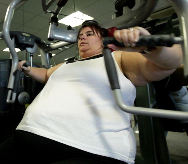 Сбросить лишний вес программа большое количество
