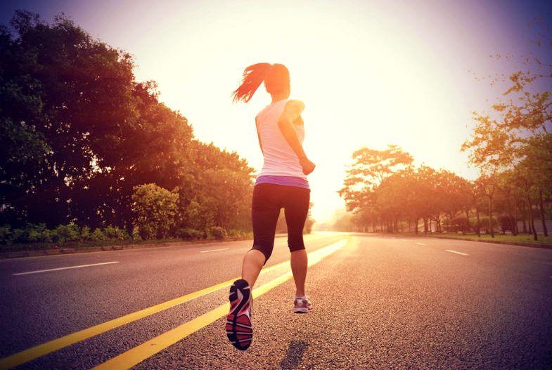 Сбросить вес бегом вы можете травмироваться