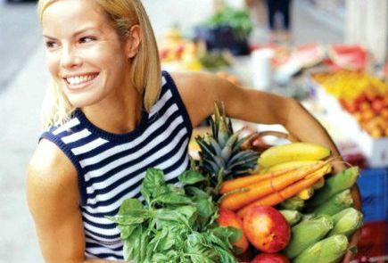 Секреты здорового питания Употребляйте разнообразные пищевые продукты