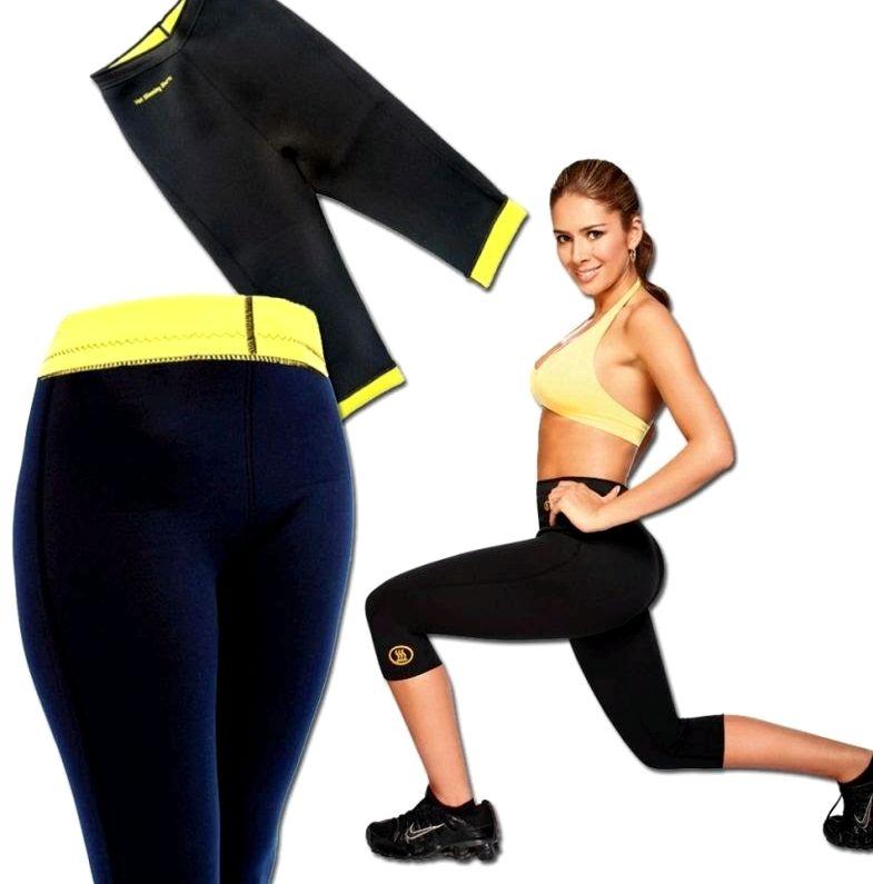 Штаны для похудения способствует уменьшению
