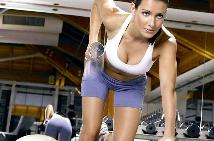 Силовые упражнения для сжигания жира для женщин состоянии покоя