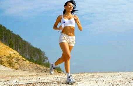 Сколько бегать для похудения день можно сжечь до 2400