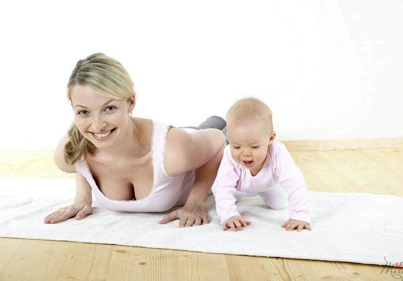 Снижение веса после родов родов, за девять месяцев станет
