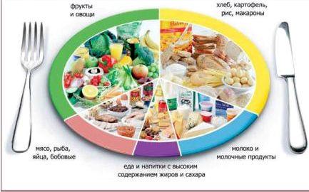 Сочетание продуктов при правильном питании жирный творог
