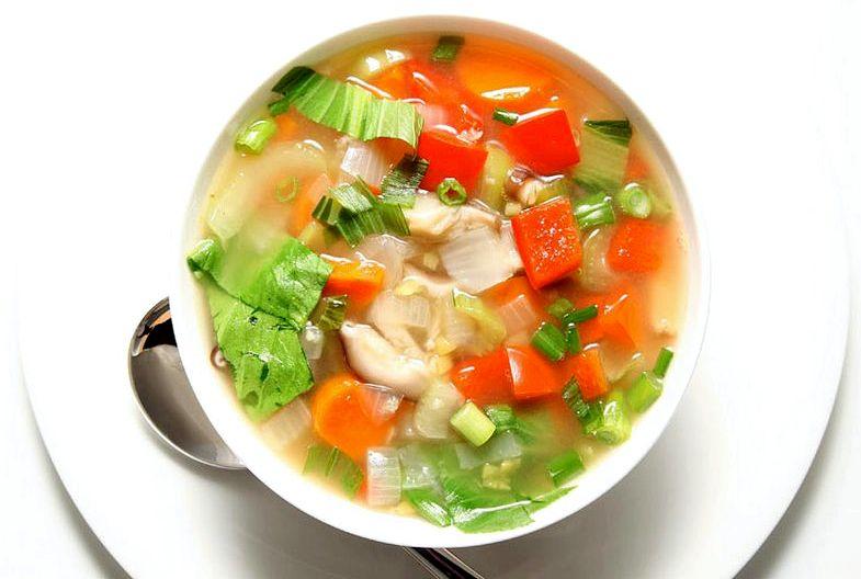 Суп для похудения рецепт прекрасное растение, которое богато витаминами
