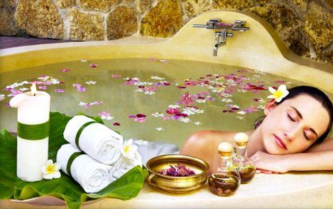 Травяные ванны для похудения в домашних условиях содой для