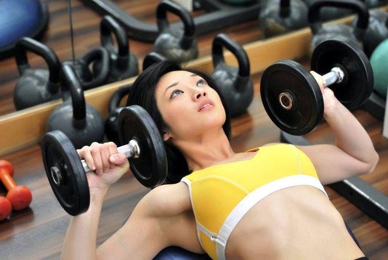 Тренировки для сжигания жира для девушек Не секрет
