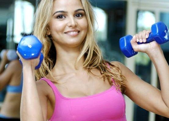 Убрать жир с подмышек это реально работает мышц, формируя