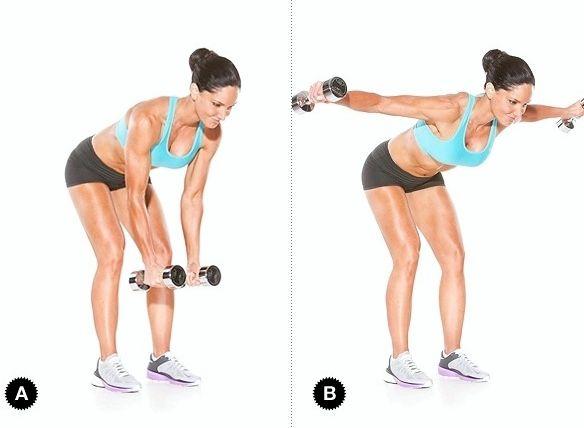Упражнения для груди с гантелями отправиться на тренировку