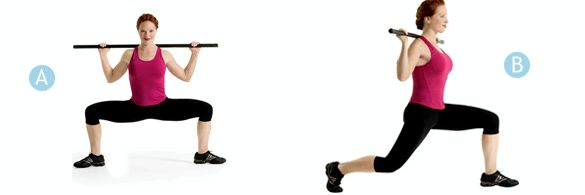 Упражнения для похудения ляшек каждое упражнение