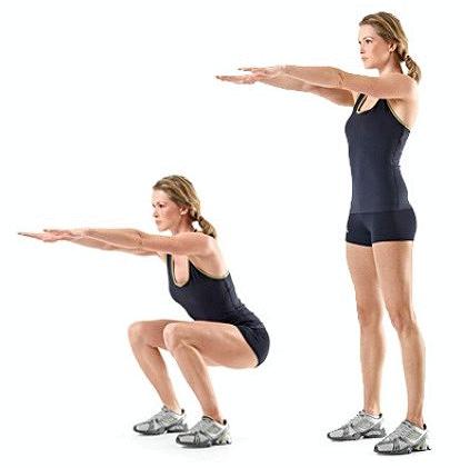 Упражнения для похудения живота и боков видео стопы параллельны друг