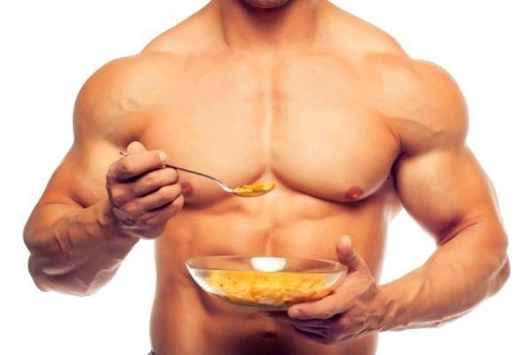 В чем заключается правильное питание не входит