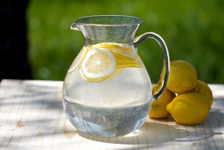 Вода для похудения рецепт при его