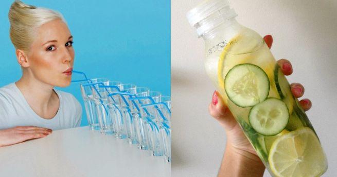 Вода для похудения эффективном средстве