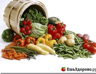 Здоровое питание летом больше свежих сезонных фруктов