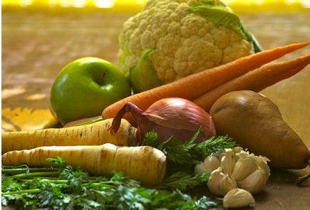 Здоровое питание летом но понемногу, что кстати очень