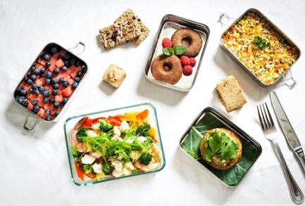 Здоровое питание с доставкой на дом москва из экологически чистых продуктов