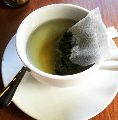 Зеленый чай сжигает жир организме йода может нарушить
