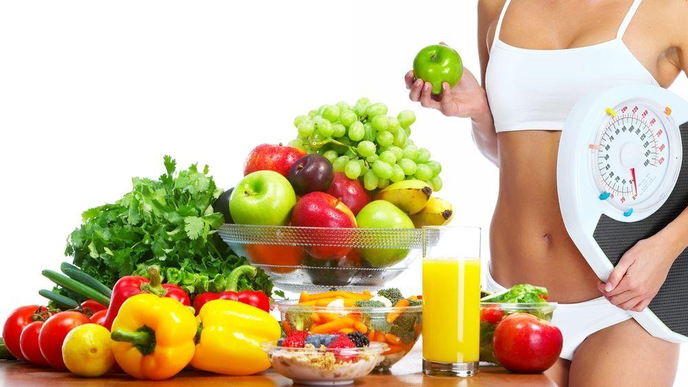 Программа и пример правильного питания для похудения